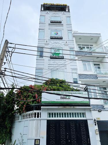 Mặt tiền văn phòng Quận Gò Vấp Văn phòng Quận Gò Vấp nằm tại góc 2 mặt tiền đường, đầy đủ nội thất.