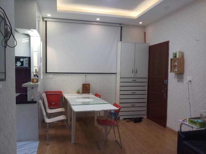 Bán căn hộ chung cư 189B Cống Quỳnh, Quận 1, sổ hồng, diện tích 55.73m2 - 2 phòng ngủ