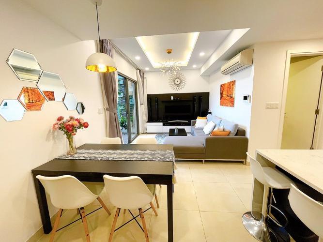 Căn hộ cao cấp Masteri Thảo Điền tầng 15, đầy đủ nội thất hiện đại.