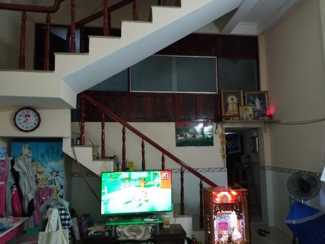 Bán nhà hẻm Huỳnh Tấn Phát, không kèm nội thất, sổ hồng chính chủ.