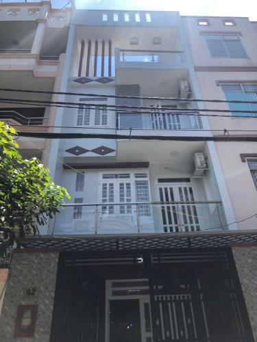 Nhà phố mặt tiền Đường 53C Q.Bình Tân hướng Nam diện tích sử dụng 208.7m2
