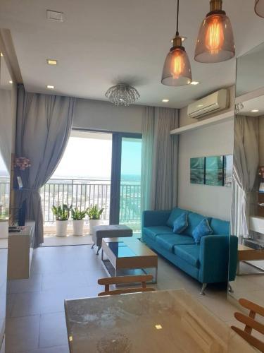 Căn hộ Riviera Point tầng cao, bàn giao đầy đủ nội thất.