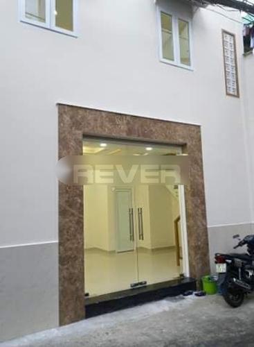 Nhà 1 trệt 1 lầu Quận Phú Nhuận hướng Đông hẻm rộng 5m, sổ hồng riêng.
