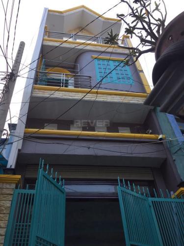 Nhà phố Quận 7 hướng Đông Nam diện tích sử dụng 200m2, sổ hồng riêng.