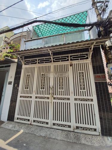 Mặt tiền nhà phố Nguyễn Văn Khối, Gò Vấp Nhà phố hướng Đông Nam, 2 mặt tiền hẻm xe hơi rộng rãi.