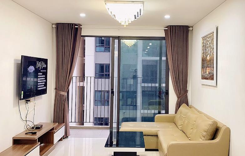 Căn hộ có 2 phòng ngủ HaDo Centrosa Garden tầng 26, đầy đủ nội thất.