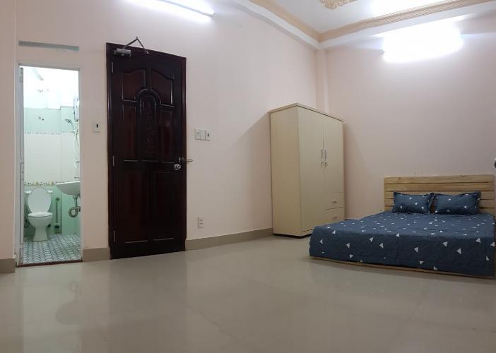 Phòng ngủ nhà phố Nhà phố mặt tiền diện tích 5mx10m, thuận tiện kinh doanh.