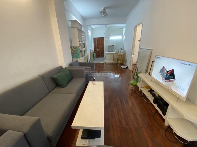 Phòng khách , Căn hộ chung cư Ngô Tất Tố , Quận Bình Thạnh Căn hộ chung cư Ngô Tất Tố tầng 1 view nội khu yên tĩnh, nội thất cơ bản.