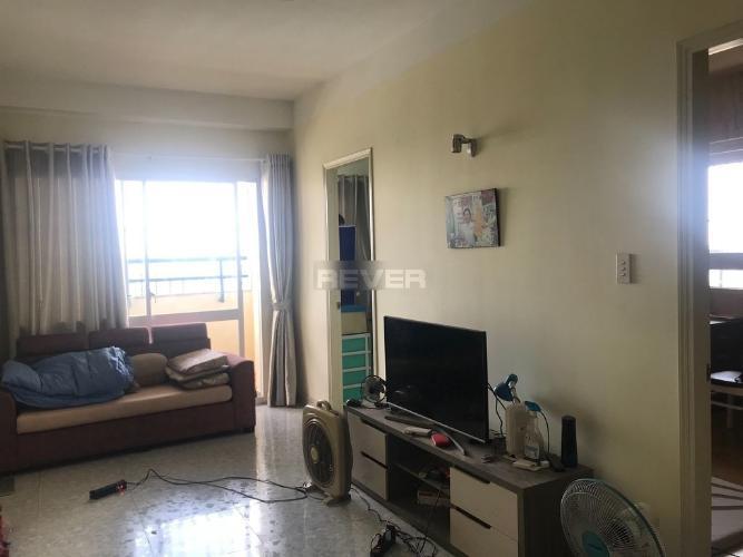 Căn hộ chung cư Khang Gia view thành phố, đầy đủ nội thất.