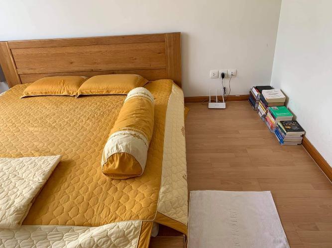 Phòng ngủ Saigon Pearl Quận Bình Thạnh Căn hộ Saigon Pearl tầng thấp, nội thất đầy đủ.