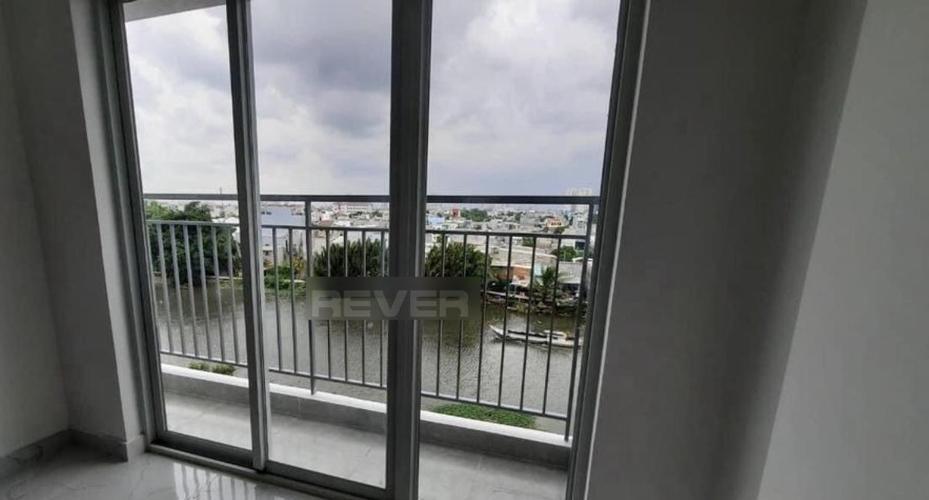 Căn hộ Conic Riverside tầng 17 cửa hướng Đông Bắc, không nội thất.