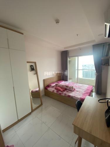 Phòng ngủ Terra Royal Quận 3 Căn hộ Terra Royal trung tâm thành phố, view sông Hoàng Sa.