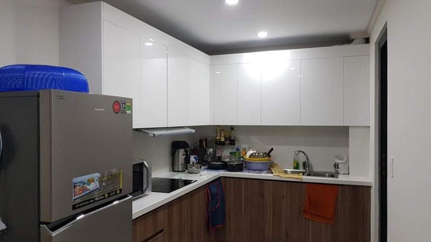 Phòng bếp căn hộ Homyland 3, Quận 2 Căn hộ Homyland Riverside tầng cao cửa hướng Nam, ban công hướng Bắc.