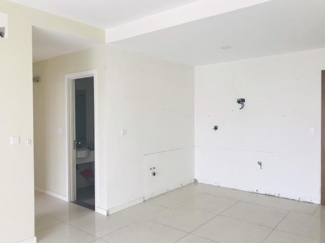 Phòng khách Masteri Millennium Quận 4 Căn hộ Masteri Millennium tầng 17, nội thất cơ bản.