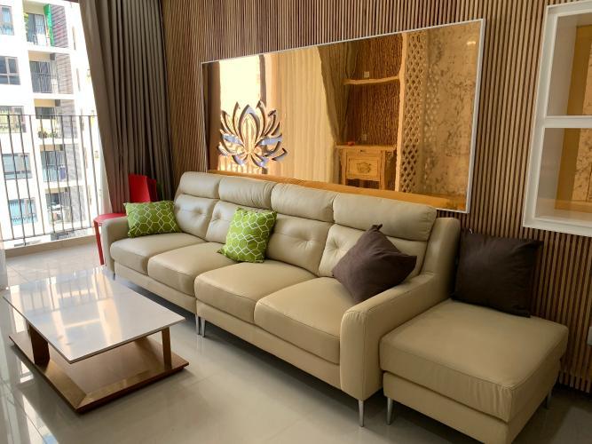 Căn hộ tầng 24 HaDo Centrosa Garden diện tích 104m2, đầy đủ nội thất.
