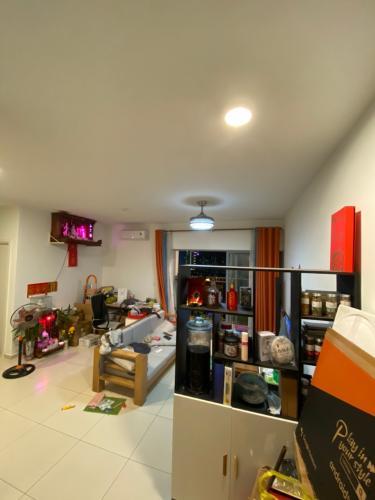 Căn hộ Hausneo tầng trung, nội thất hiện đại.