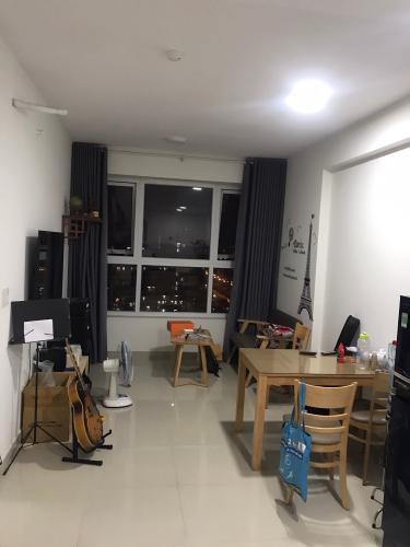 Căn hộ tầng cao Saigon Gateway view thoáng mát, nội thất cơ bản.