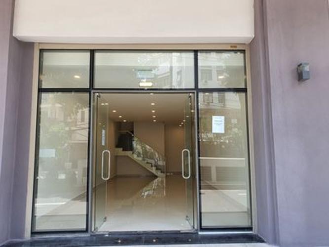 Shophouse Richstar nội thất cơ bản, diện tích sử dụng 139m2.