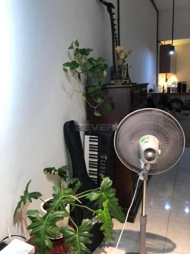 Không gian căn hộ 57 Phạm Ngọc Thạch, Quận 3 Căn hộ 57 Phạm Ngọc Thạch cửa hướng Đông Nam, đầy đủ nội thất.