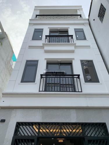 Mặt tiền nhà phố Lê Đức Thọ, Gò Vấp Nhà phố hướng Đông Nam, hẻm xe hơi đậu trước nhà khu an ninh.