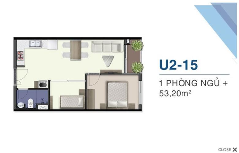 Căn hộ Q7 Saigon Riverside tầng cao, nội thất cơ bản, tiện ích đa dạng
