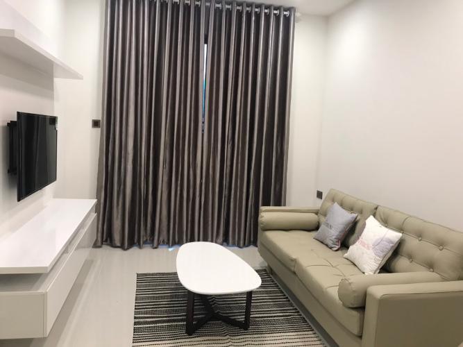 Phòng khách Masteri Thảo Điền Quận 2 Căn hộ tầng cao Masteri Thảo Điền view Landmark 81.