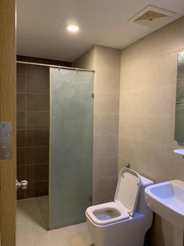 Phòng tắm Lexington Residence Quận 2 Căn hộ Lexington Residence tầng trung, view thành phố sầm uất.