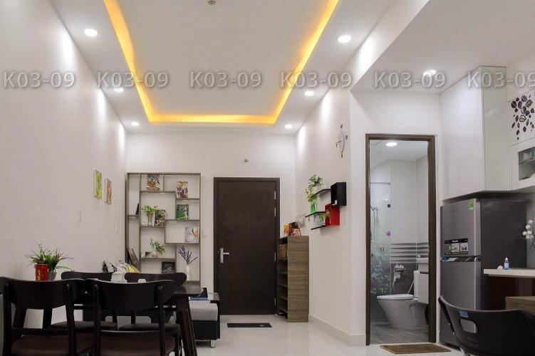 Phòng ăn Kingston Residence, Phú Nhuận Căn hộ Officetel Kingston Residence đầy đủ nội thất tiện nghi.