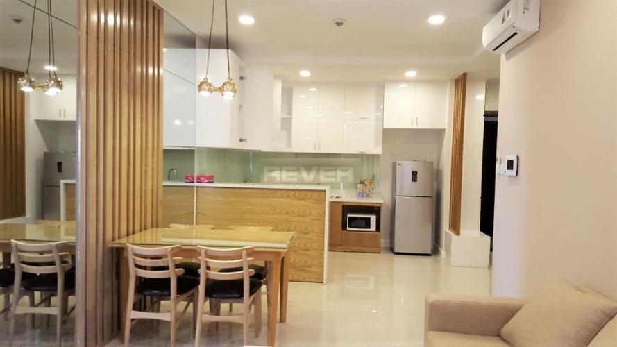 Không gian căn hộ Icon 56 Căn hộ Icon 56 tầng cao đẩy đủ nội thất tiện nghi, view cực thoáng.