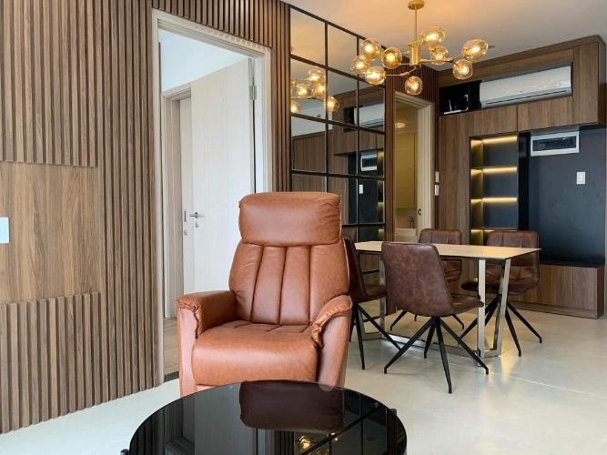Cho thuê căn hộ New City Thủ Thiêm 2PN, tầng 8, đầy đủ nội thất, ban công Đông Nam