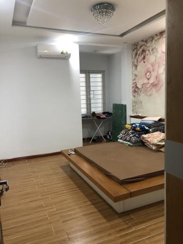 Phòng ngủ nhà phố Quận Phú Nhuận Nhà phố mặt tiền đường Trần Huy Liệu diện tích 74m2, đầy đủ nội thất.