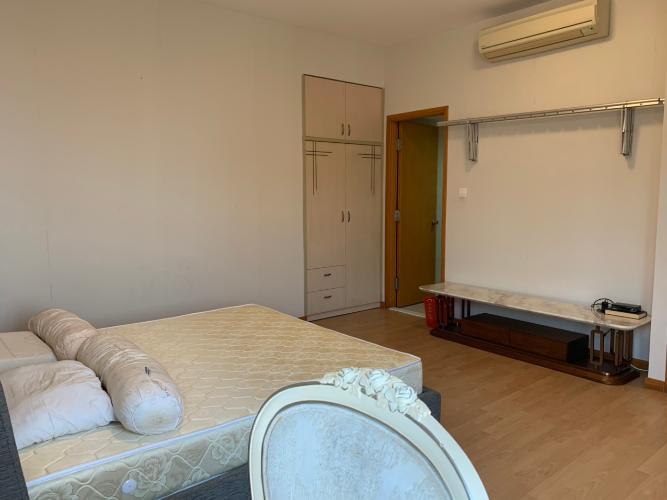 Phòng ngủ Saigon Pearl Quận Bình Thạnh Căn hộ Saigon Pearl nội thất hiện đại, view thành phố.