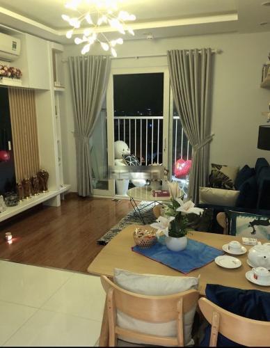 Căn hộ I-Home 1 tầng 9 view thành phố, đầy đủ nội thất.