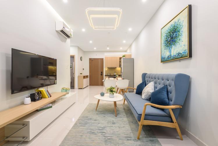 Căn hộ Lovera Vista 2 phòng ngủ, bàn giao nội thất cơ bản
