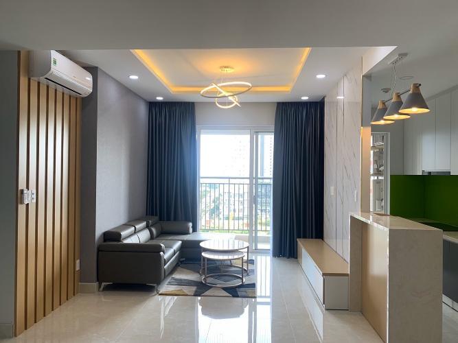 Phòng khách , Căn hộ Sunrise Cityview , Quận 7 Căn hộ Sunrise City View tầng 9 view thoáng mát, đầy đủ nội thất.
