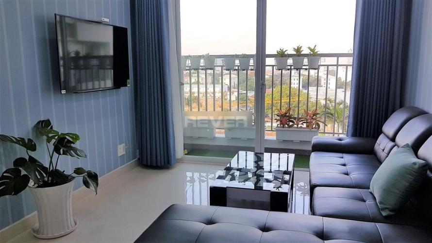 Căn hộ tầng 10 Cộng Hòa Garden thiết kế hiện đại, đầy đủ nội thất.