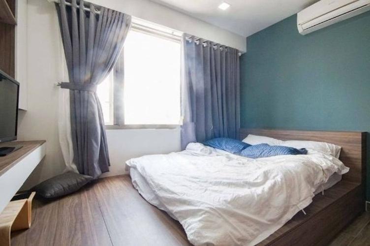Phòng ngủ Happy Residence, Quận 7 Căn hộ Happy Residence đầy đủ nội thất tiện nghi, view thành phố.