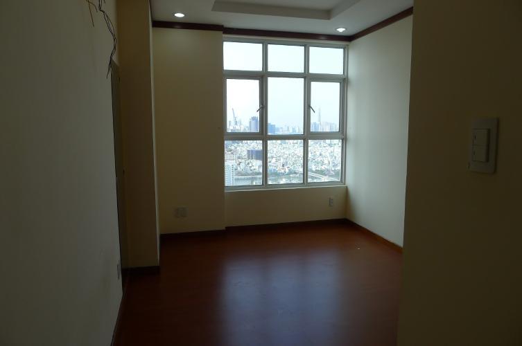Căn hộ tầng 38 Hoàng Anh Thanh Bình, view đón gió thoáng mát.