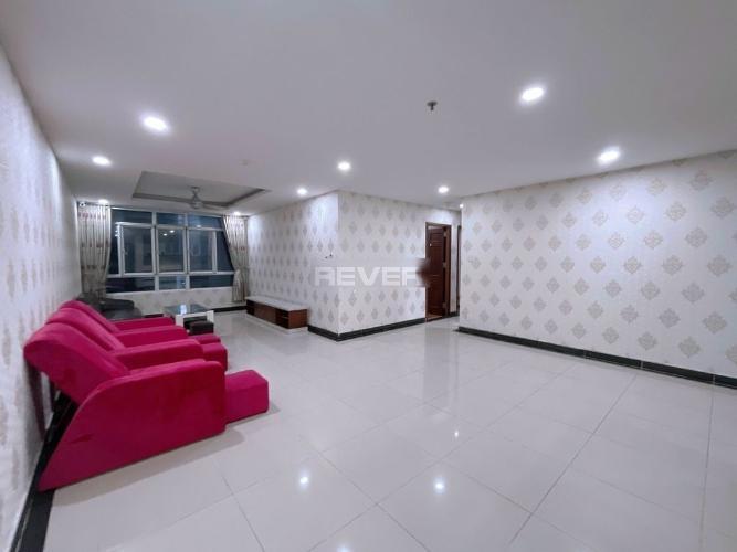 Căn hộ tầng 18 Chánh Hưng - Giai Việt diện tích 150m2, đầy đủ nội thất.