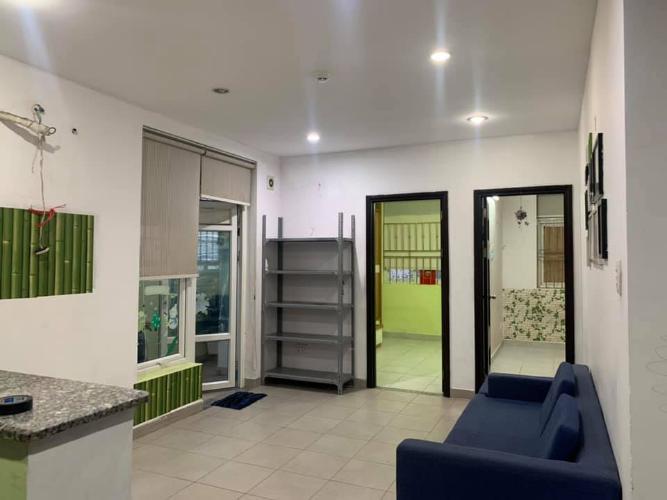 Căn hộ Chung cư TDH - Phước Bình tầng 10, ban công hướng Đông mát mẻ.