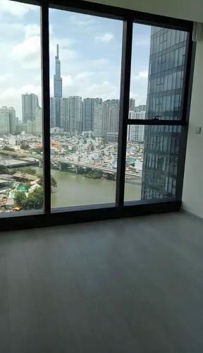 phòng ngủ Vinhomes Golden River Office-tel Vinhomes Golden River tầng trung, view sông 2PN