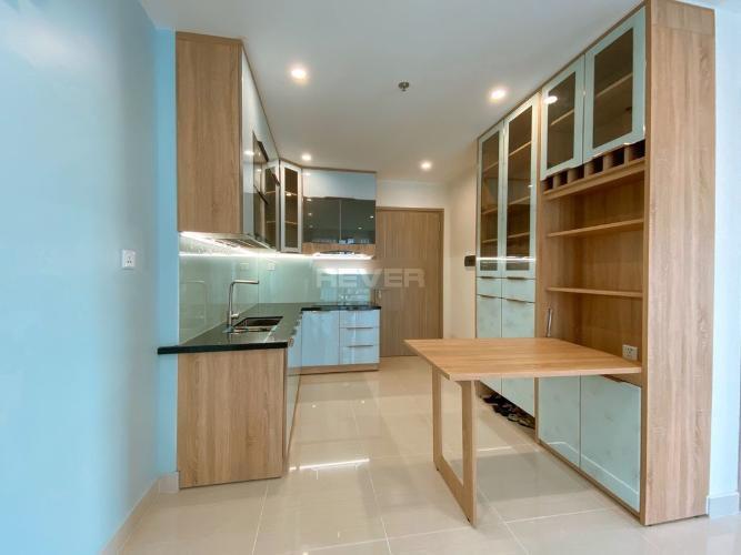 Phòng bếp Vinhomes Grand Park Quận 9 Căn hộ Vinhomes Grand Park tầng cao, nội thất kèm theo đầy đủ.