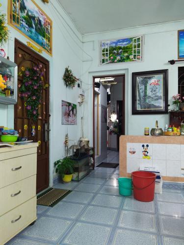 Căn hộ chung cư Võ Văn Tần hướng Tây, không kèm nội thất.