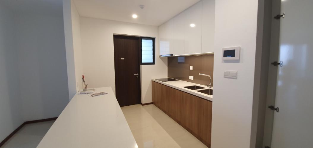 Phòng bếp căn hộ One Verandah, Quận 2 Căn hộ tầng 9 One Verandah cửa hướng Bắc, view thoáng mát.