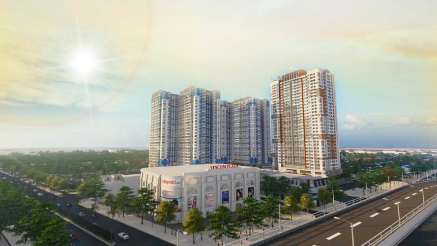 Charm City Shop-house Charm City hướng Đông Nam, diện tích 7mx10m.