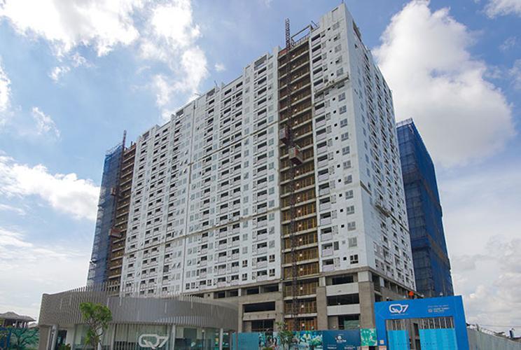 Bán căn Officetel Q7 Boulevard tầng thấp, 1 phòng ngủ, diện tích 34m2, thiết kế hiện đại, chưa bàn giao.