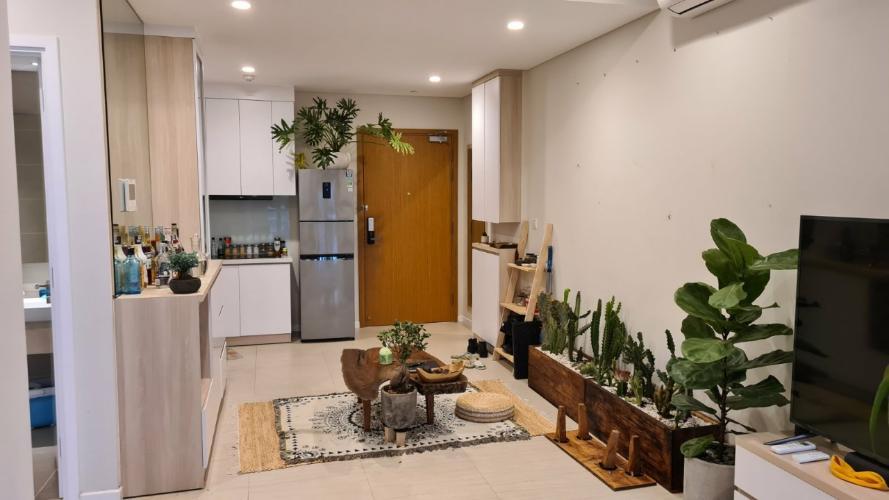 Bán căn hộ view nội khu, nội thất đầy đủ Đảo Kim Cương
