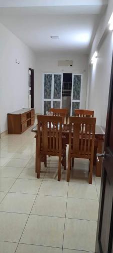 Căn hộ chung cư Khang Gia view thoáng mát, nội thất cơ bản.