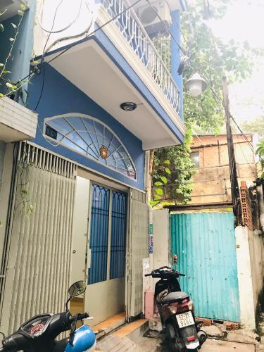 Bán nhà hẻm 16 Nguyễn Thiện Thuật, phường 2 quận 3, diện tích đất 36.51m2, diện tích sàn 68.4m2, có thương lượng