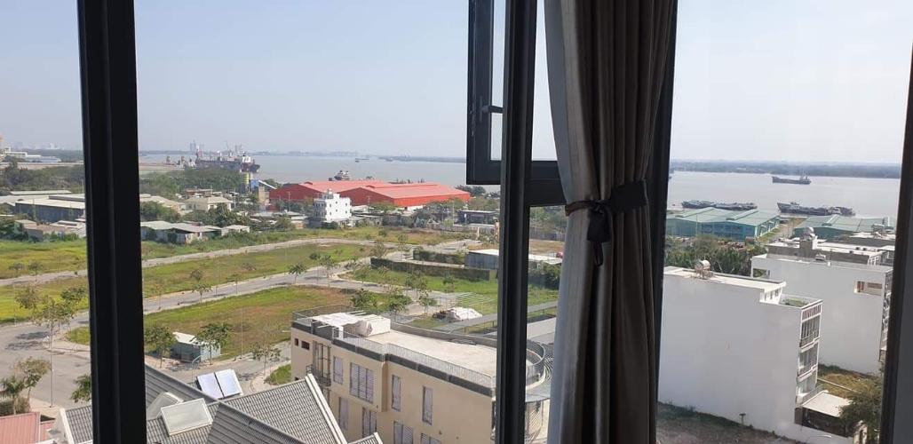 view nhìn ra phía ngoài căn hộ An Gia Skyline Căn hộ An Gia Skyline tầm nhìn thoáng hấp thu ánh sáng tự nhiên.